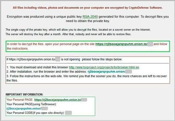 ransomware social engineering attack