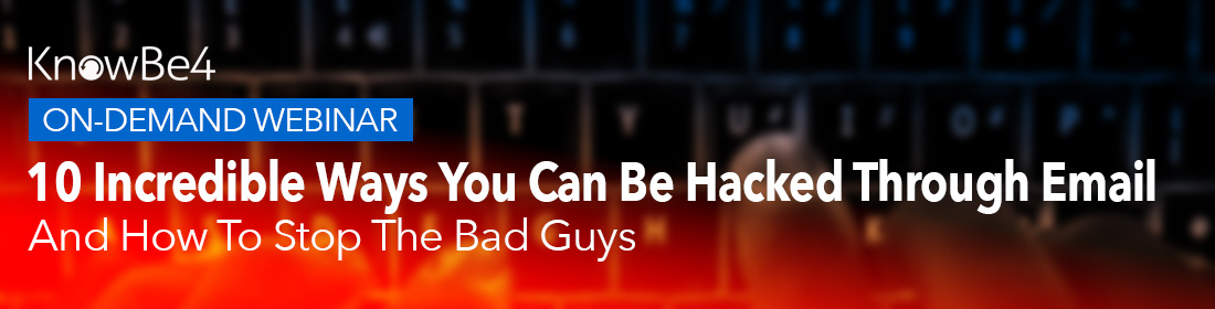 10 Incredible Ways You Can Be Hacked By Email