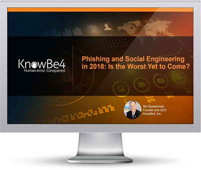 Phishing and Social Engineering in 2018