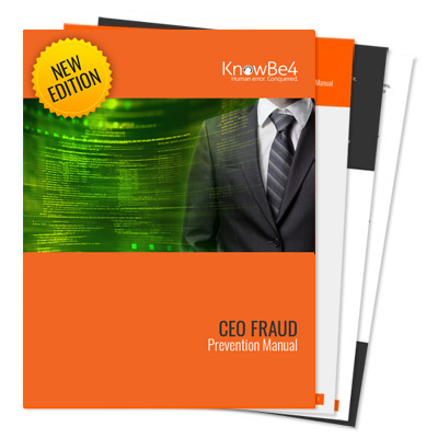 CEO Fraud Manual