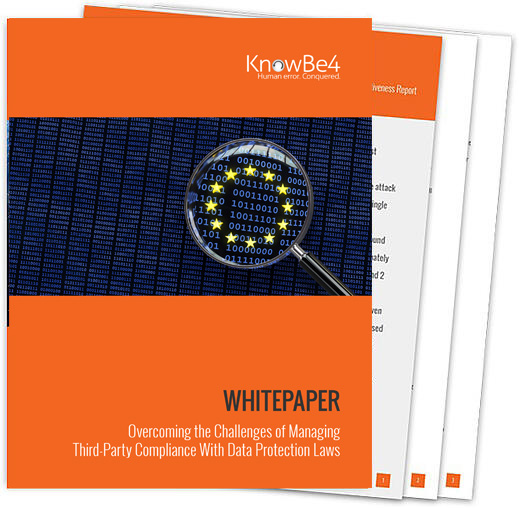 White Paper: Overcoming the Challenges of Managing Third-Party Compliance With Data Protection Laws