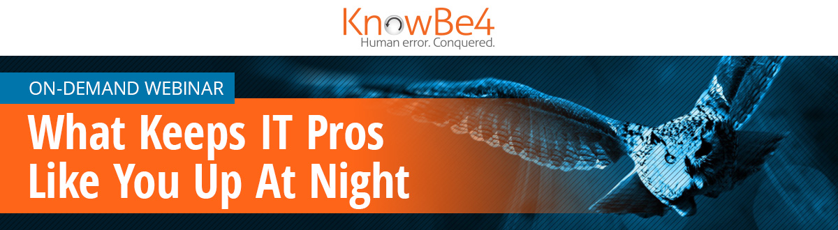 Security Awareness Training   KnowBe4