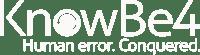 KnowBe4-Logo-BW-SM