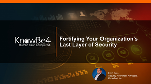 Fortifying Your Organization - Thumbnail