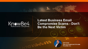 Latest BEC Scams Thumbnail