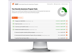Automated Security Awareness Program